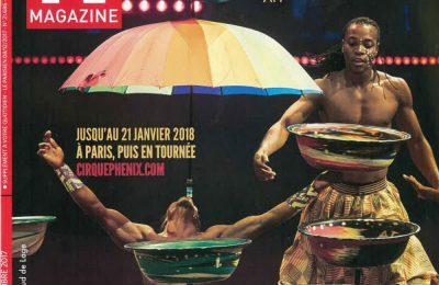 TV Mag Le Parisien : Une